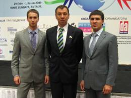Евразийский молодежный форум ДА - ФОРОС